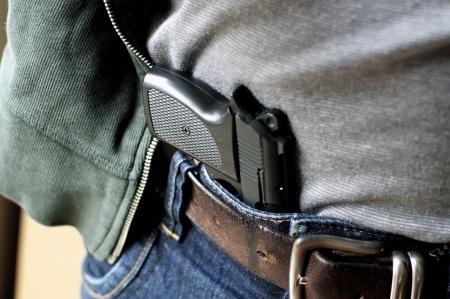 governo publica decreto de porte de arma de fogo