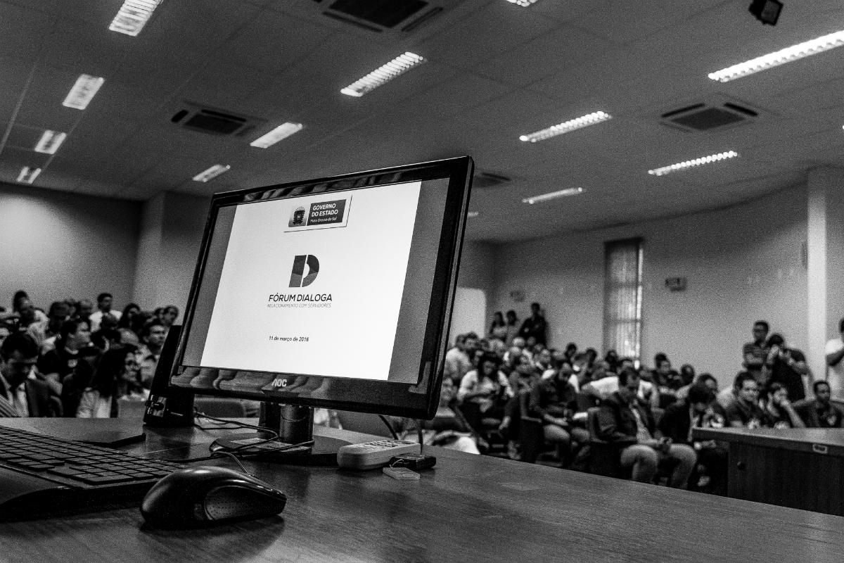 Sinsap/MS convoca agentes para Fórum Dialoga nesta quinta-feira