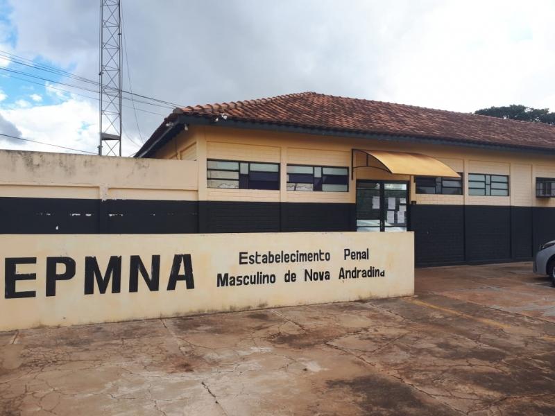 SINSAP/MS vistoria condições nas unidades prisionais do Estado