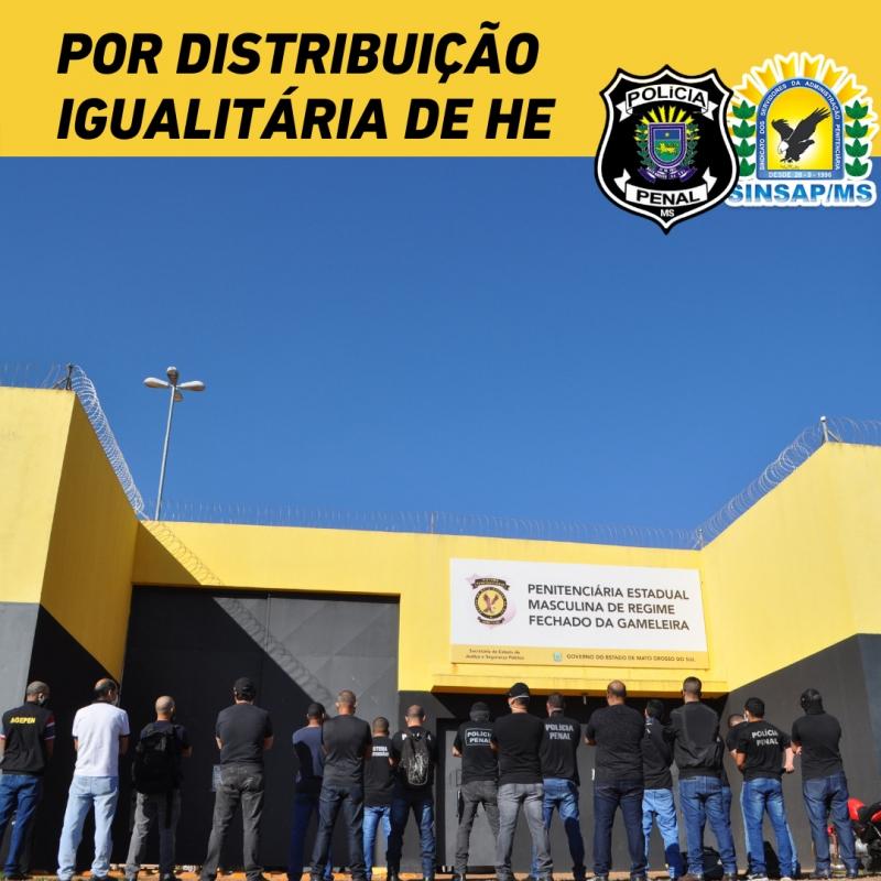 Servidores da Gameleira protestam por isonomia nas HEs