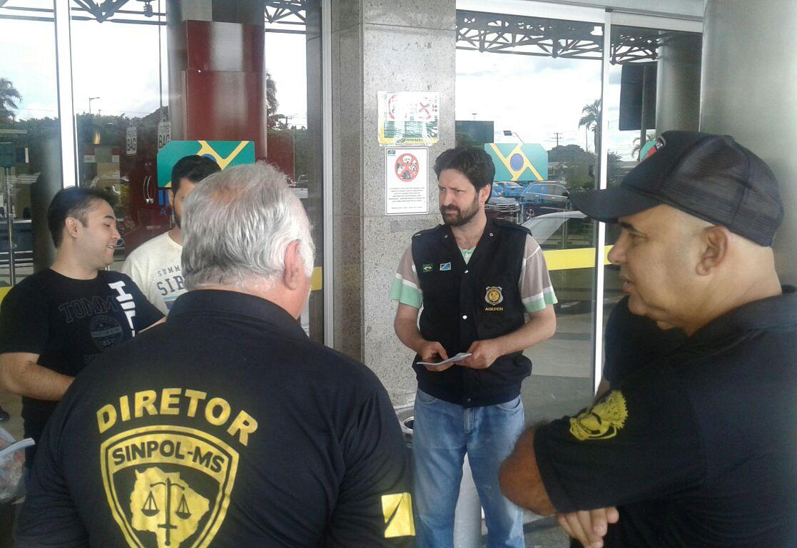 UPB realiza mobilização contra PEC 287
