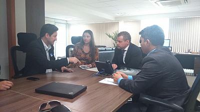 Sinsap - MS participa de encontro do DEPEN em Brasília